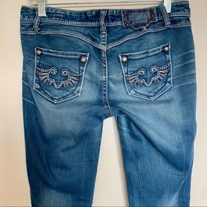 Rerock for Express Studded Jeans - Size 4